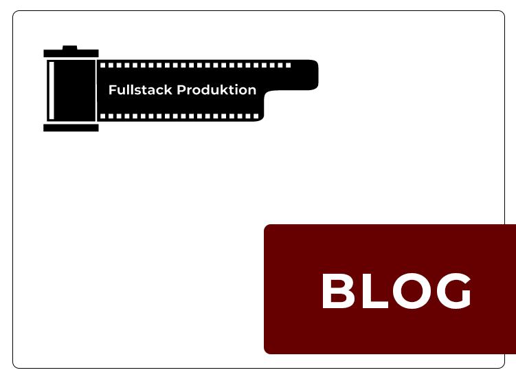 Logo Blog Fullstack Produktion